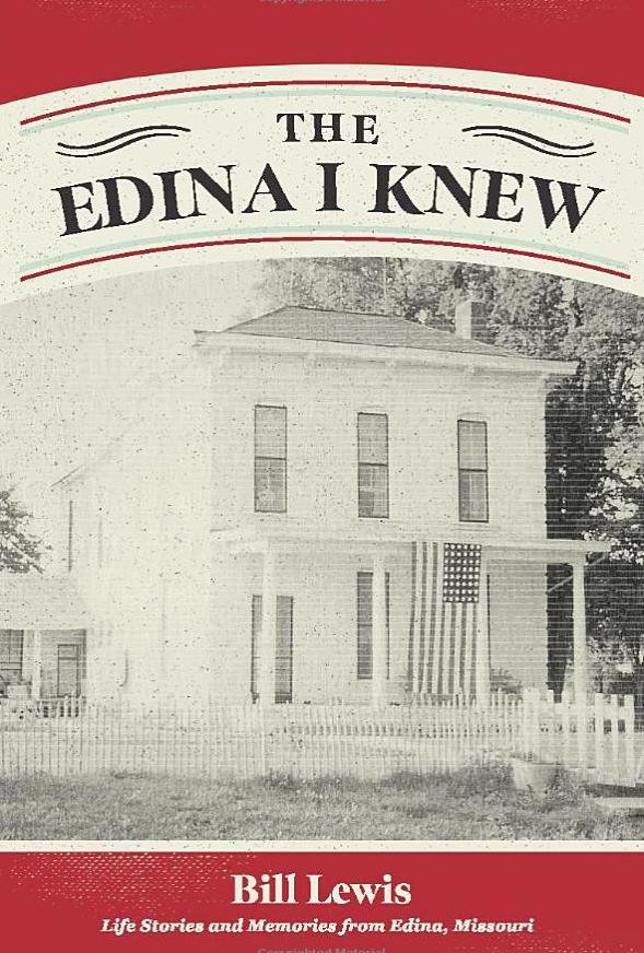 """Cover of """"The Edina I Knew"""""""